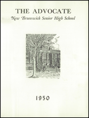 Page 3, 1950 Edition, New Brunswick High School - Advocate Yearbook (New Brunswick, NJ) online yearbook collection