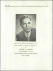 Page 5, 1950 Edition, New Brunswick High School - Advocate Yearbook (New Brunswick, NJ) online yearbook collection