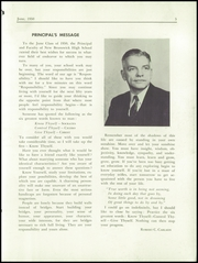 Page 7, 1950 Edition, New Brunswick High School - Advocate Yearbook (New Brunswick, NJ) online yearbook collection