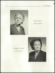 Page 8, 1950 Edition, New Brunswick High School - Advocate Yearbook (New Brunswick, NJ) online yearbook collection