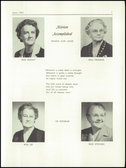 Page 9, 1950 Edition, New Brunswick High School - Advocate Yearbook (New Brunswick, NJ) online yearbook collection