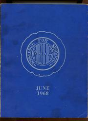 New Brunswick High School - Advocate Yearbook (New Brunswick, NJ) online yearbook collection, 1968 Edition, Page 1
