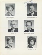 Page 16, 1968 Edition, New Brunswick High School - Advocate Yearbook (New Brunswick, NJ) online yearbook collection