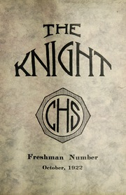 Page 1, 1922 Edition, Collingswood High School - Knight Yearbook (Collingswood, NJ) online yearbook collection