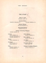Page 13, 1922 Edition, Collingswood High School - Knight Yearbook (Collingswood, NJ) online yearbook collection