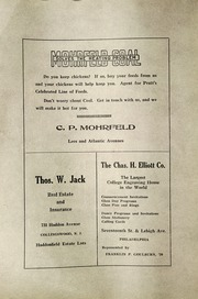 Page 2, 1922 Edition, Collingswood High School - Knight Yearbook (Collingswood, NJ) online yearbook collection