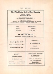 Page 5, 1922 Edition, Collingswood High School - Knight Yearbook (Collingswood, NJ) online yearbook collection