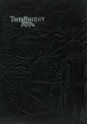 Page 1, 1934 Edition, Collingswood High School - Knight Yearbook (Collingswood, NJ) online yearbook collection