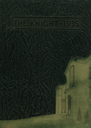 Page 1, 1935 Edition, Collingswood High School - Knight Yearbook (Collingswood, NJ) online yearbook collection