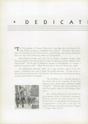 Page 10, 1935 Edition, Collingswood High School - Knight Yearbook (Collingswood, NJ) online yearbook collection