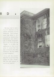 Page 9, 1935 Edition, Collingswood High School - Knight Yearbook (Collingswood, NJ) online yearbook collection