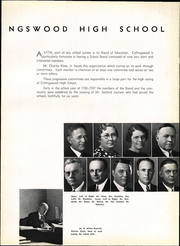 Page 15, 1937 Edition, Collingswood High School - Knight Yearbook (Collingswood, NJ) online yearbook collection