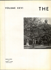 Page 8, 1937 Edition, Collingswood High School - Knight Yearbook (Collingswood, NJ) online yearbook collection