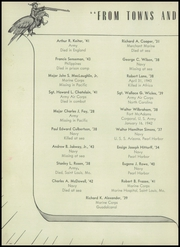 Page 12, 1944 Edition, Collingswood High School - Knight Yearbook (Collingswood, NJ) online yearbook collection