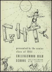 Page 7, 1944 Edition, Collingswood High School - Knight Yearbook (Collingswood, NJ) online yearbook collection