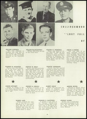 Page 14, 1945 Edition, Collingswood High School - Knight Yearbook (Collingswood, NJ) online yearbook collection