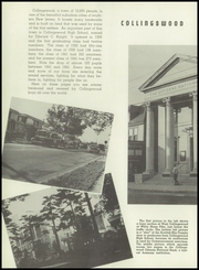 Page 16, 1945 Edition, Collingswood High School - Knight Yearbook (Collingswood, NJ) online yearbook collection