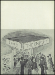 Page 5, 1945 Edition, Collingswood High School - Knight Yearbook (Collingswood, NJ) online yearbook collection
