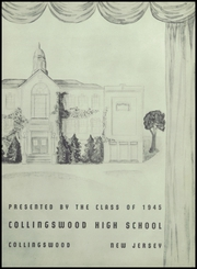 Page 7, 1945 Edition, Collingswood High School - Knight Yearbook (Collingswood, NJ) online yearbook collection