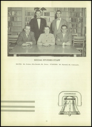Page 16, 1958 Edition, South Plainfield High School - Regit Yearbook (Plainfield, NJ) online yearbook collection
