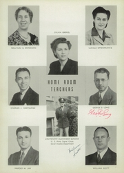 Page 12, 1943 Edition, West Side High School - Yearbook (Newark, NJ) online yearbook collection