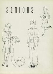 Page 17, 1943 Edition, West Side High School - Yearbook (Newark, NJ) online yearbook collection
