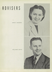 Page 9, 1943 Edition, West Side High School - Yearbook (Newark, NJ) online yearbook collection