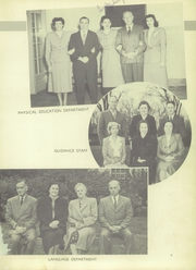 Page 13, 1949 Edition, West Side High School - Yearbook (Newark, NJ) online yearbook collection