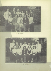 Page 16, 1949 Edition, West Side High School - Yearbook (Newark, NJ) online yearbook collection