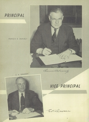 Page 8, 1949 Edition, West Side High School - Yearbook (Newark, NJ) online yearbook collection