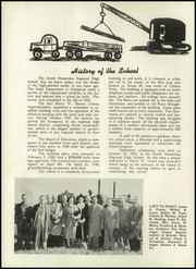 Page 14, 1952 Edition, North Hunterdon High School - Regis Yearbook (Annandale, NJ) online yearbook collection