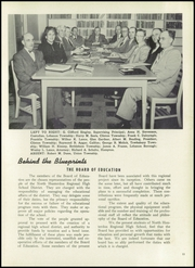 Page 15, 1952 Edition, North Hunterdon High School - Regis Yearbook (Annandale, NJ) online yearbook collection