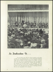 Page 9, 1952 Edition, North Hunterdon High School - Regis Yearbook (Annandale, NJ) online yearbook collection
