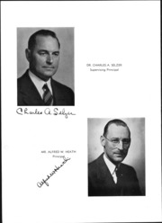 Page 10, 1940 Edition, Dumont High School - Reveries Yearbook (Dumont, NJ) online yearbook collection