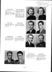Page 17, 1940 Edition, Dumont High School - Reveries Yearbook (Dumont, NJ) online yearbook collection