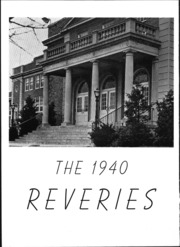 Page 6, 1940 Edition, Dumont High School - Reveries Yearbook (Dumont, NJ) online yearbook collection