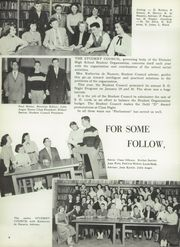 Page 12, 1954 Edition, Dumont High School - Reveries Yearbook (Dumont, NJ) online yearbook collection
