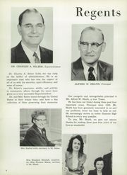 Page 8, 1954 Edition, Dumont High School - Reveries Yearbook (Dumont, NJ) online yearbook collection