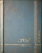 1966 Edition, Oakcrest High School - Crest Yearbook (Mays Landing, NJ)