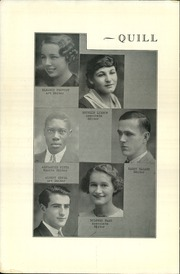 Page 14, 1935 Edition, Lincoln High School - Quill Yearbook (Jersey City, NJ) online yearbook collection