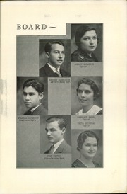 Page 15, 1935 Edition, Lincoln High School - Quill Yearbook (Jersey City, NJ) online yearbook collection