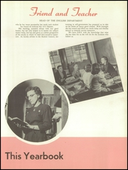 Page 11, 1953 Edition, Somerville High School - Pioneer Yearbook (Somerville, NJ) online yearbook collection