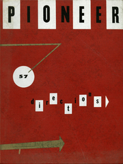 Page 1, 1957 Edition, Somerville High School - Pioneer Yearbook (Somerville, NJ) online yearbook collection