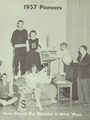 Page 13, 1957 Edition, Somerville High School - Pioneer Yearbook (Somerville, NJ) online yearbook collection