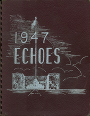 1947 Edition, Boonton High School - Echoes Yearbook (Boonton, NJ)