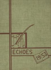 1953 Edition, Boonton High School - Echoes Yearbook (Boonton, NJ)