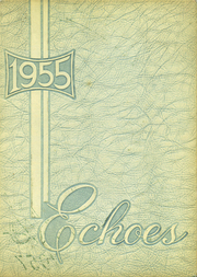 1955 Edition, Boonton High School - Echoes Yearbook (Boonton, NJ)