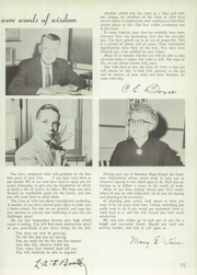 Page 11, 1956 Edition, Boonton High School - Echoes Yearbook (Boonton, NJ) online yearbook collection