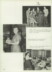 Page 8, 1956 Edition, Boonton High School - Echoes Yearbook (Boonton, NJ) online yearbook collection