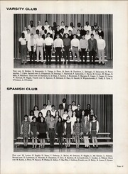 Franklin High School - Shield Yearbook (Somerset, NJ) online yearbook collection, 1969 Edition, Page 49